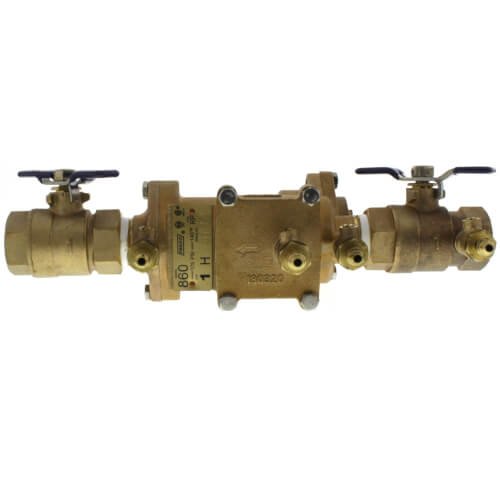 """1"""" 860 Reduced Pressure Zone Assembly Product Image"""