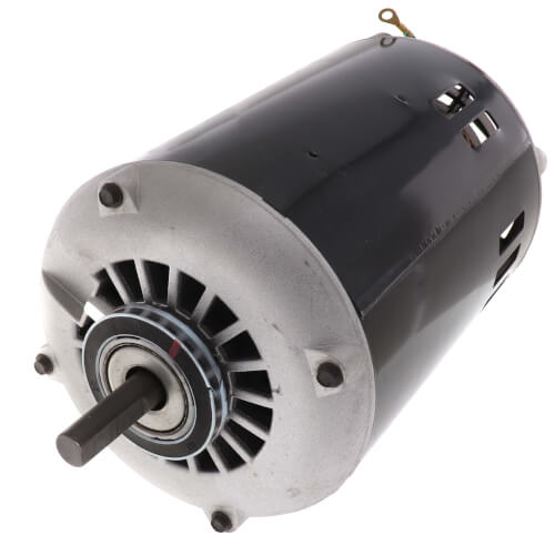 Replacement Motor, 1725 RPM, 48 Frame, 1/2 HP, 115/230V (Less Bracket) Product Image