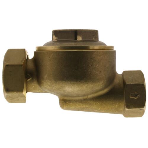 "3/4"" NPT Straight Radiator Steam Trap Product Image"
