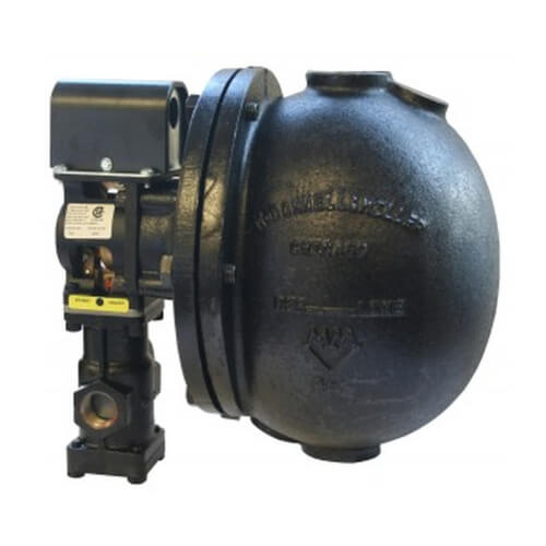 53-2-M, Mechanical Water Feeder w/ No. 2 Flow Switch, w/ Manual Reset Product Image