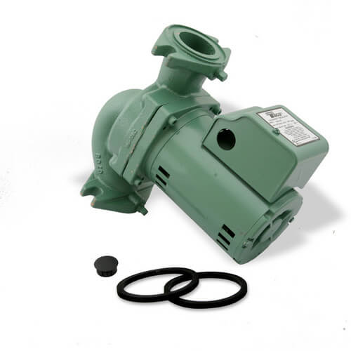 Cast Iron 2400 Series Circulator Pump, 1/2 HP Product Image