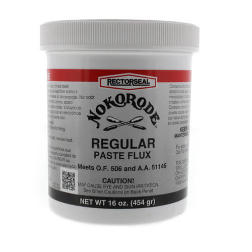 Nokorode Regular Paste Flux (1 lb.) Product Image