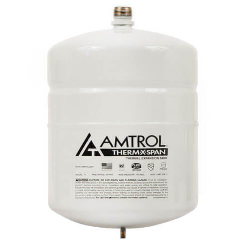 THERM-X-SPAN T-5 Expansion Tank (2 Gallon Volume) Product Image