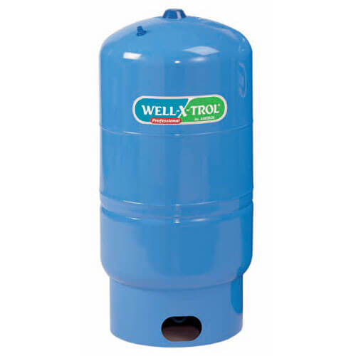 WX-201 (143S29), 14 Gal WELL-X-TROL Well Tank w/ Durabase Stand Product Image