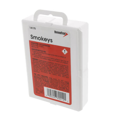 Smokeys Smoke Emitter with 75 Second Burn Time, 600 cubic feet (Pack of 10) Product Image