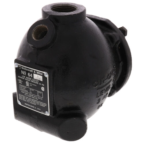 64-B, Low Water Cut-Off w/ Float Block - (Steam or Water) Product Image