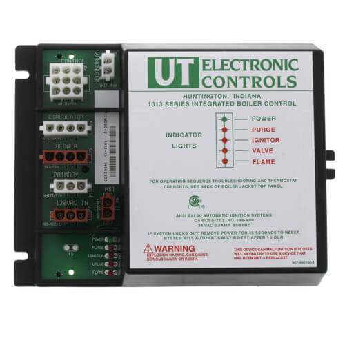 Ignition Module Control Board Product Image