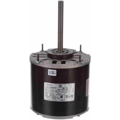 """5-5/8"""" 3-Speed High Efficiency Indoor Blower Motor (208-230V, 1075 RPM, 1/2 HP) Product Image"""