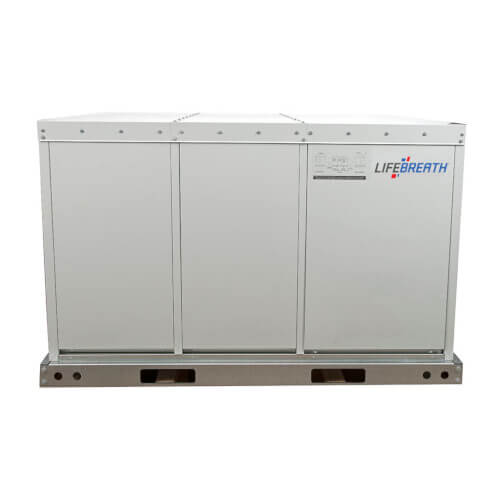 1500I-ECM Large Indoor Commercial Heat Recovery Ventilator, Fan Defrost, 1550 CFM Product Image