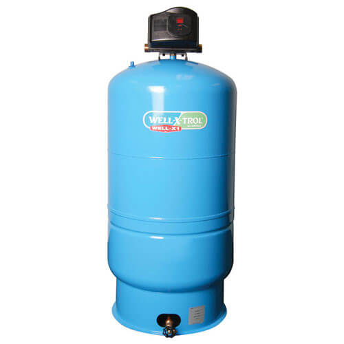 WX1-302 (150S92), 86 Gal WELL-X-TROL Well-X1 Well Tank, Standard Blue Product Image
