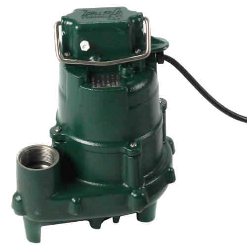 Model N152 Dose Mate Non-Automatic High Head Effluent Pump w/ 20' Cord (0.4 HP) Product Image