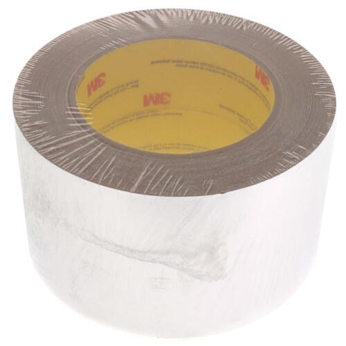 """Aluminum Foil Tape, 72mm x 45.7m - (2.83"""" x 150') Product Image"""