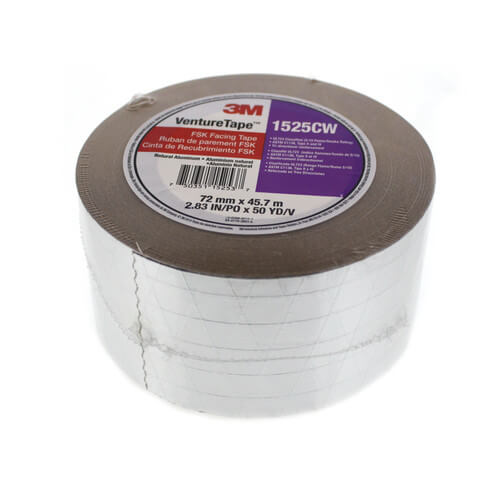 "FSK Insulation Tape (3"" x 150') Product Image"