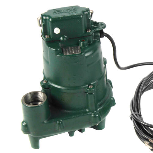 Model N153 Dose Mate High Head Effluent Pump w/ 20' Cord (0.5 HP) Product Image