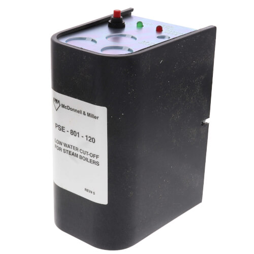 PSE801-120, Electronic, 120V Low Water Cut-Off (Steam) Product Image