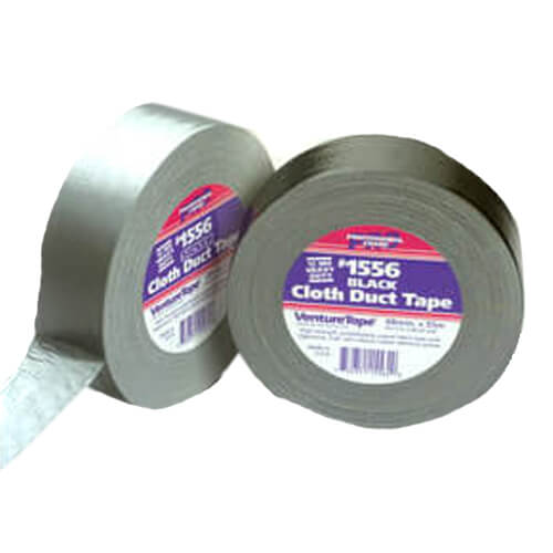 """Professional Grade Cloth Duct Tape - Silver (2"""" x 180')  Product Image"""