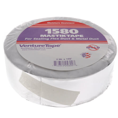 """Duct Joint Sealing Mastik Tape (2"""" x 100') Product Image"""