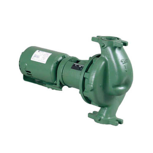 1600 Series Cast Iron Circulating Pump, 1/2 HP, 230/460V, 3 PH Product Image