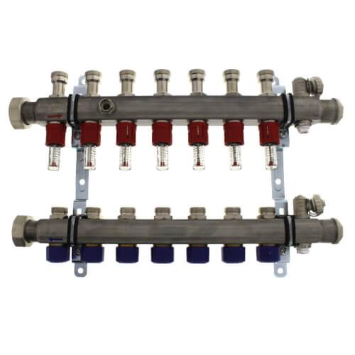 16030 Viega Manifold Stainless Steel,