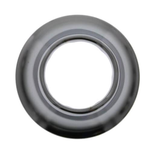 "1-1/2"" OD Sweat (Tubular Size) Chrome-Plated Steel Bell Escutcheon (3"" OD) Product Image"