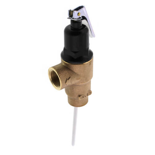 """3/4"""" FVX-5C Commercial T&P Relief Valve (Female Inlet) Product Image"""