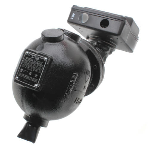 150S, Float Type, Combo LWCO & Pump Controller - (Steam) Product Image