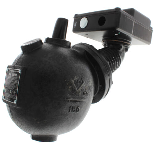 150S-M, Float Type, Combo LWCO & Pump Controller, w/ Manual Reset (Steam) Product Image