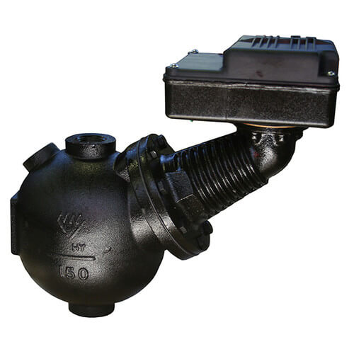 157S-M-MD, Float Type, Combo LWCO & Pump Controller w/ Water Column, Manual Reset & Maximum differential (Steam) Product Image