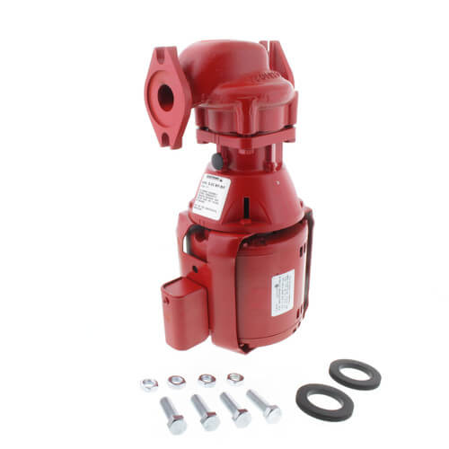 S-25 BF Cast Iron In-Line Pump, 1/12 hp Product Image