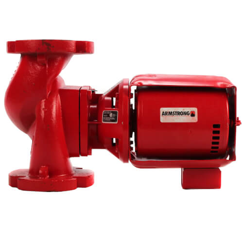 S-45 BF Cast Iron In-Line Pump, 1/4 hp Product Image