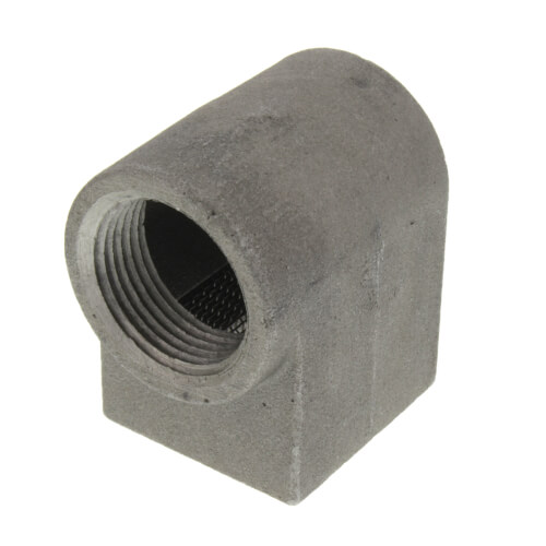 """1"""" Peck Style Gas Regulator Vent with Screen Product Image"""