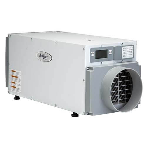 1820 DEHUMIDIFIER FOR CRAWL SPACES AND BASEMENTS