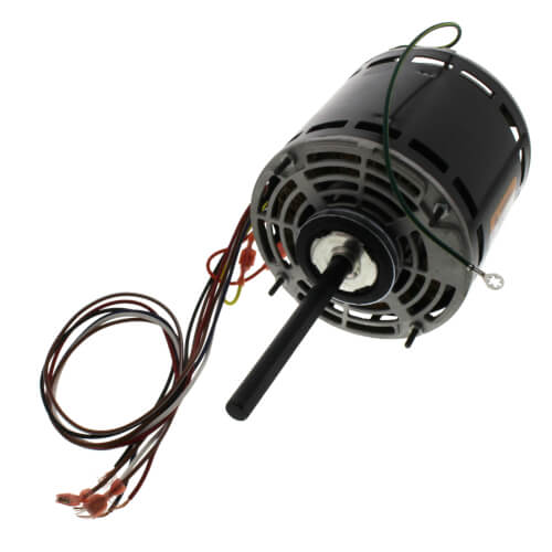 """5.6"""" PSC Direct Drive Fan & Blower Motor, No Capacitor (115V, 1/2 HP, 1075 RPM) Product Image"""