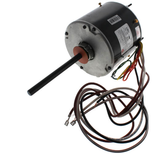 "5.6"" TEAO PSC Condenser Fan Motor (208-230V, 1/3-1/5 HP, 825 RPM) Product Image"