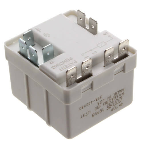168 Potential Relay - 502V Coil Volage Product Image