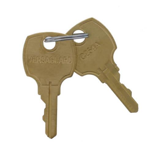 Replacement Keys (TG509, TG510, TG511, TG512) Product Image