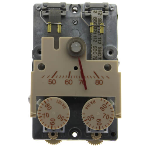 TH-192HC Heating/Cooling Room Thermostat Product Image