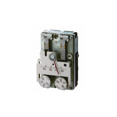 193 HC 2-Pipe Dual Setpoint High Capacity Thermostat w/ Direct Acting Cool Product Image