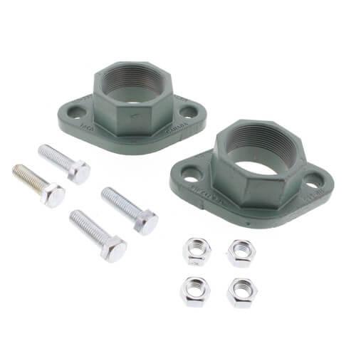 "2"" Taco Cast Iron Threaded Freedom Flange Set (for 0012-F4-1, 1400-50/2, 2400-50/2) Product Image"