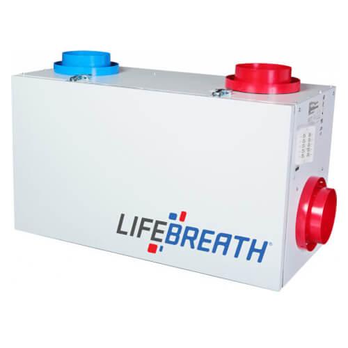 195 DCS Residential Heat Recovery Ventilator, 158 CFM