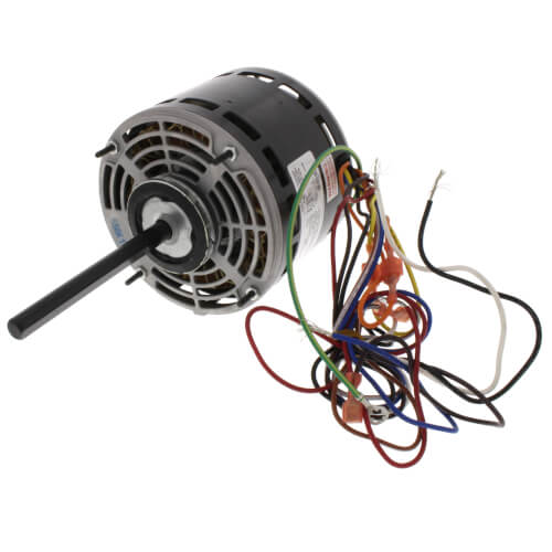 """5.6"""" PSC Direct Drive Fan & Blower Motor, No Capacitor (208-230V, 1/4 HP, 1075 RPM) Product Image"""