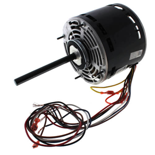 "5.6"" PSC Direct Drive Fan & Blower Motor, No Capacitor (208-230V, 1/3 HP, 1075 RPM) Product Image"
