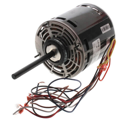 """5.6"""" PSC Direct Drive Fan & Blower Motor, No Capacitor (208-230V, 1/2 HP, 1075 RPM) Product Image"""