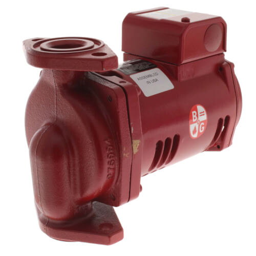 PL-45, 1/6 HP Cast Iron Booster Pump (230V) Product Image