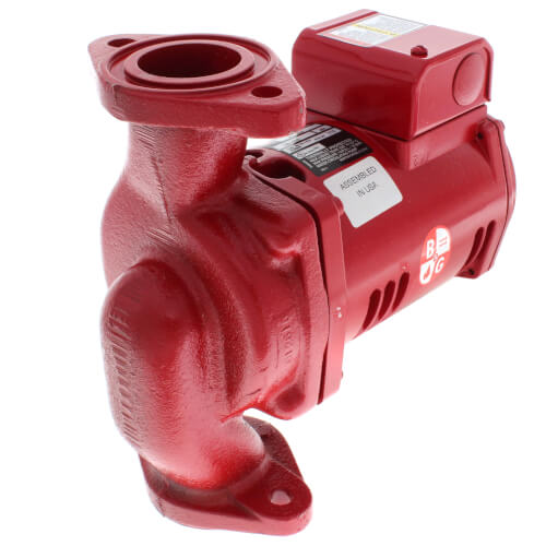 PL-45, 1/6 HP Cast Iron Booster Pump Product Image