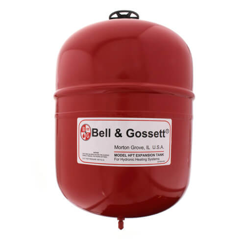 HFT-30, 4.4 Gallon Hydronic Heating Expansion Tank Product Image