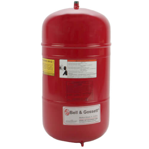 HFT-60, 7.6 Gallon Hydronic Heating Expansion Tank Product Image