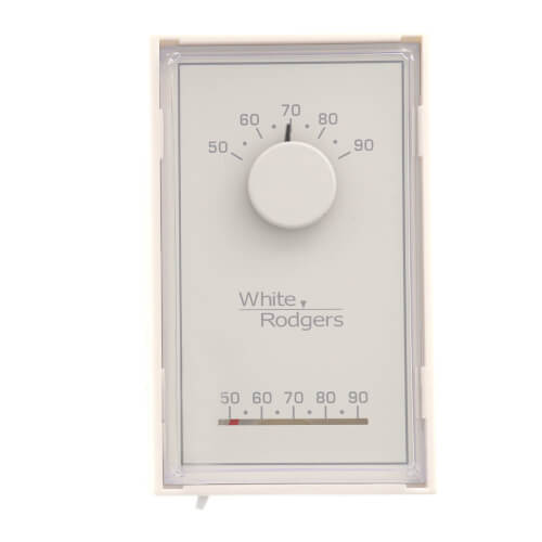 Single Stage Mechanical Thermostat, Vertical, Mercury Free (Heat Only) Product Image