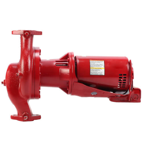 """3/4 HP e613T Series e-60 Bronze Fitted 1-1/2"""" x 6-1/4"""" In-Line Pump (3 PH, 208-230/460V) Product Image"""