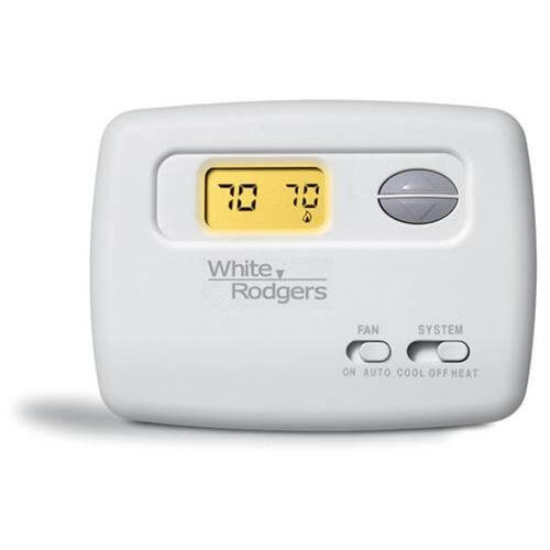 1f78 144 white rodgers 1f78 144 non programmable thermostat 24 non programmable thermostat 24 volt or millivolt system horizontal product image cheapraybanclubmaster Images